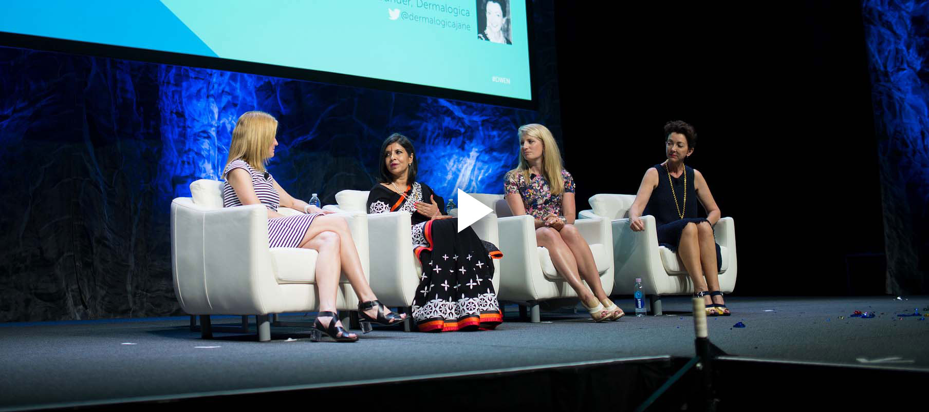 Highlights from the Dell Women's Enterpreneur Network